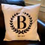 French country pillow cover