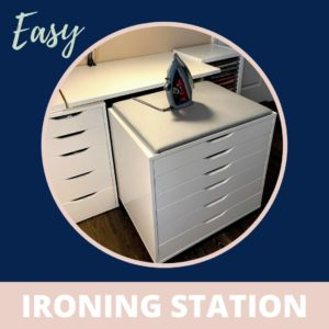 Make Your Own Ironing Station