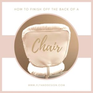 Office Chair Makeover Part II