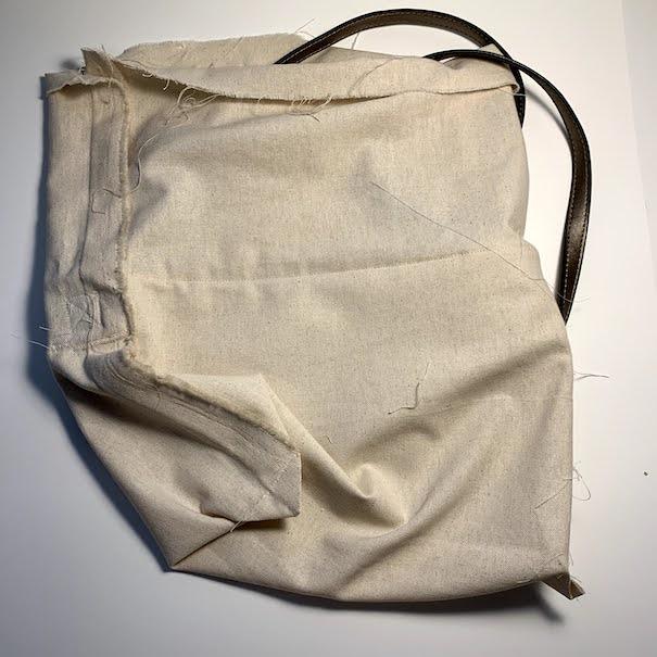 satchel inside out