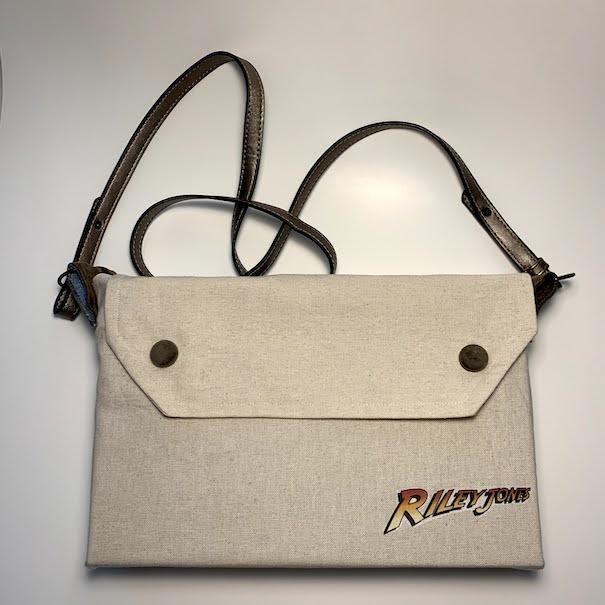 indiana jones satchel completed