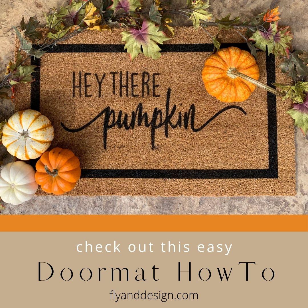 how to doormat
