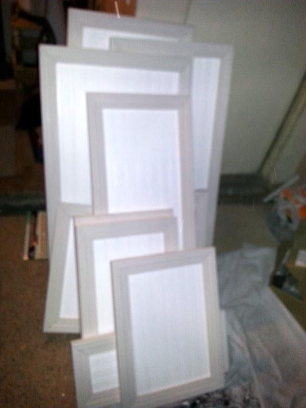 cabinet doors with trim