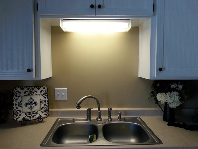 sink light