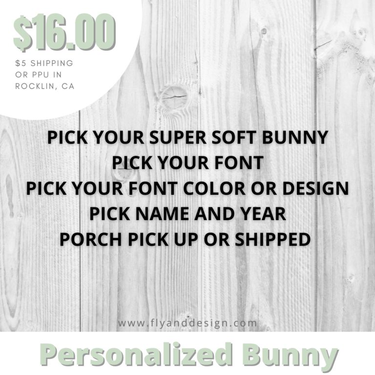 pick your personalizations